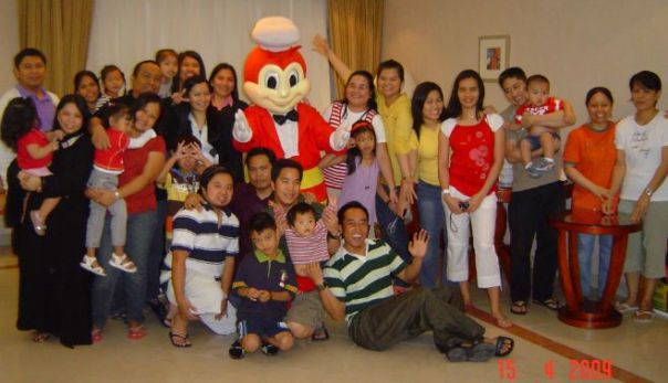 Jollibee Visits Al-Khair Compound