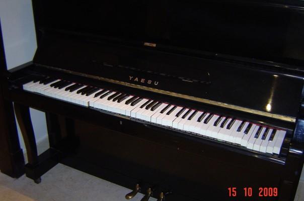 Yaesu Piano from Japan
