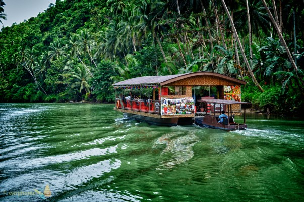 Loboc River Lunch Cruise