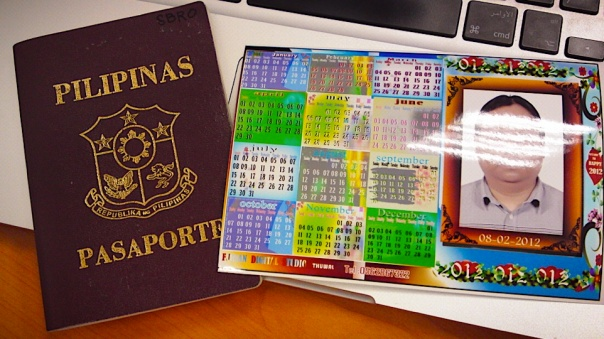 Free Calendar, ha ha.