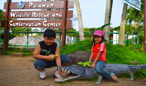 Palawan Wildlife Rescue and Conservation Center