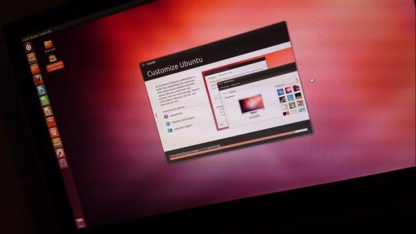 Finally Ubuntu