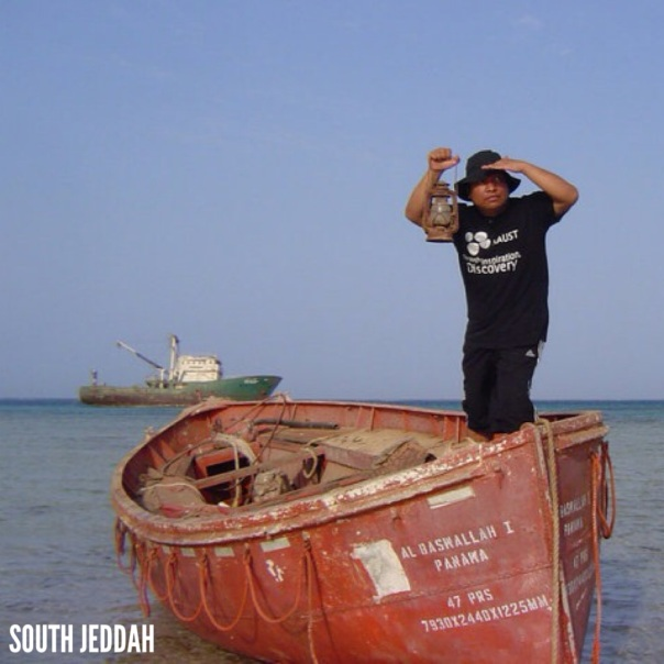 A visit to south of Jeddah popular for its shipwrecks and abandoned vessels.