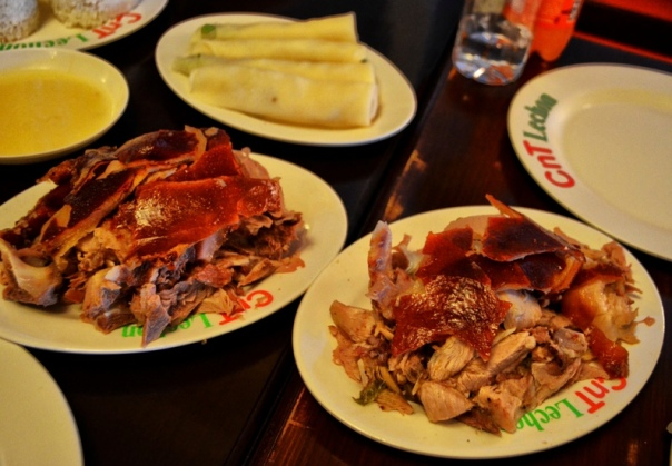 The trip will not be complete without savouring 'lechon de leche' where Cebu is know for