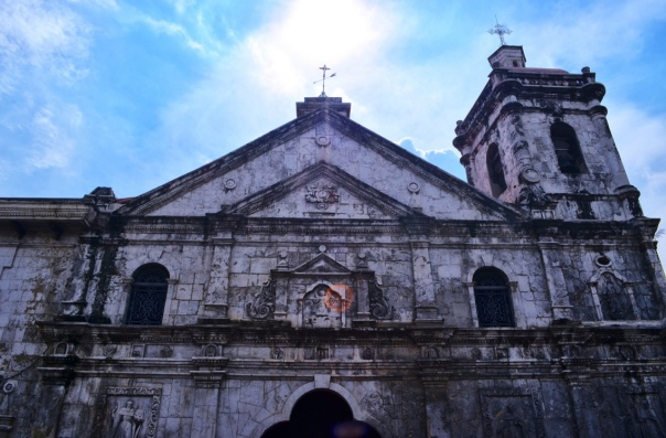 Basilica del Santo Niño, the oldest Roman Catholic Church established in the Philippines tracing its roots in 1565.